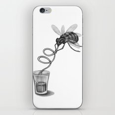 Fine Mouche 1 iPhone & iPod Skin