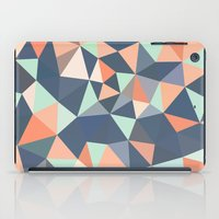 southwest iPad Cases featuring Southwest Tris by Beth Thompson