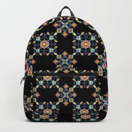 Ornamental Filigree Backpack