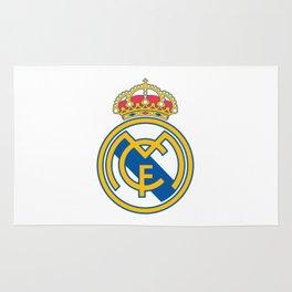 Real Madrid football club Rug