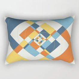 Fibonacci Experiment V Rectangular Pillow
