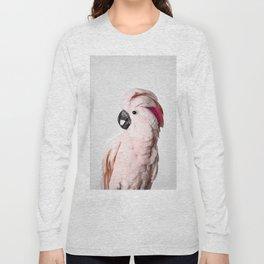 Pink Cockatoo Long Sleeve T-shirt