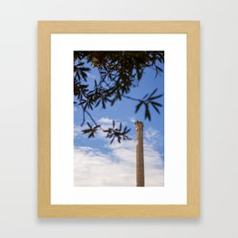 Caecilia Trebulla Framed Art Print
