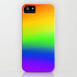 Rainbow Bright iPhone Case