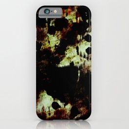 Dark Beauty iPhone Case