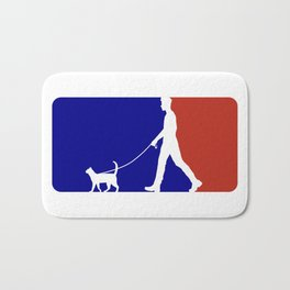 Major League Cat Walker (M) Bath Mat