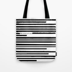 Alternate Facts (Cyrillic) Tote Bag