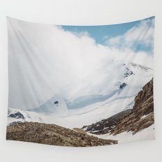 Jasper Mountains Wall Tapestry
