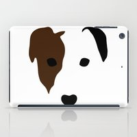 terrier iPad Cases featuring Russell Terrier by Dizzy Moments