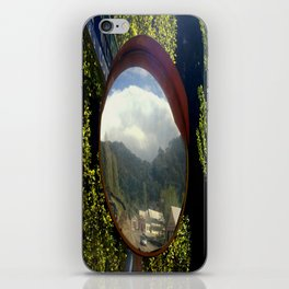 A town within a Bubble iPhone Skin