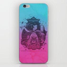 Chihiro's Adventure iPhone Skin