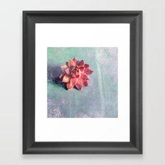 mente Framed Art Print