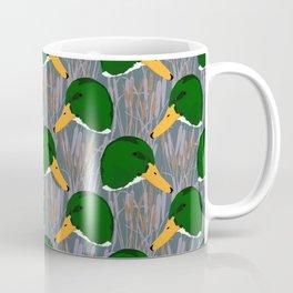 Mallard Duck Marsh Coffee Mug