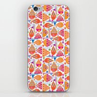 jelly fish iPhone & iPod Skins featuring Jelly Fish by Apple Kaur