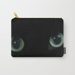 Ink Cat Carry-All Pouch