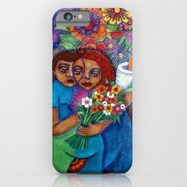 Invention of love closer iPhone Case