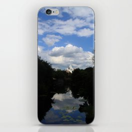 Expedition Everest Reflection iPhone Skin