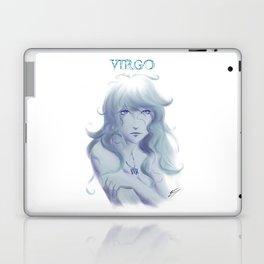 Virgo Sign - Zodiac series by OccultArt Laptop & iPad Skin