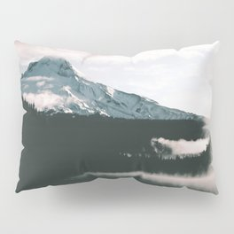 Mount Hood V Pillow Sham
