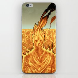 Cold Comfort iPhone Skin