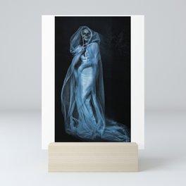 Death Becomes Her Mini Art Print