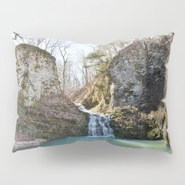 Alone in Secret Hollow with the Caves, Cascades, and Critters, No. 1 of 21 Pillow Sham