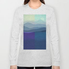 Moody Landscape N.2 Long Sleeve T-shirt