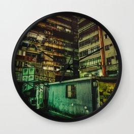 Urban Hell Wall Clock