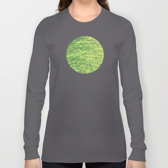 Turf. Long Sleeve T-shirt