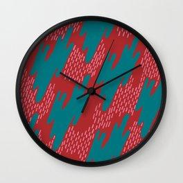 Patrón 1 Wall Clock