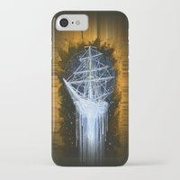 """iPhone Cases featuring """"Man-O-War II"""" by Bryan Keith Lanier"""
