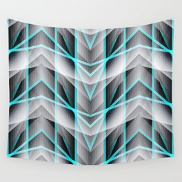 Vital Existence no.02 Wall Tapestry