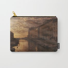 The Canal in Trieste Carry-All Pouch