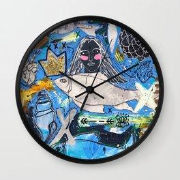 Virtus Wall Clock