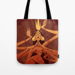 Goddess of Chaos  Tote Bag