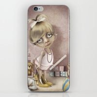 teacher iPhone & iPod Skins featuring The teacher by daltrOnde