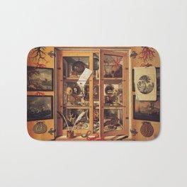 Cabinet of curiosities Bath Mat