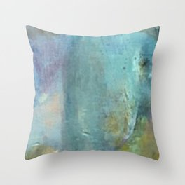 Cool Love on Fire Throw Pillow
