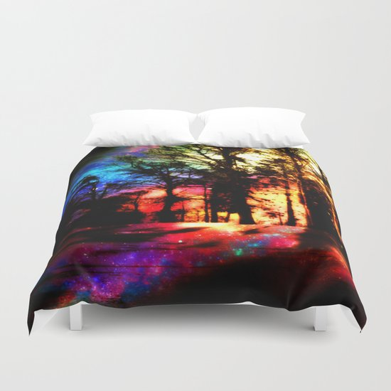 Winterland Duvet Cover