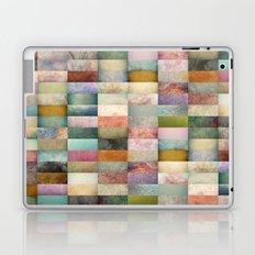 Patchwork Textures Laptop & iPad Skin