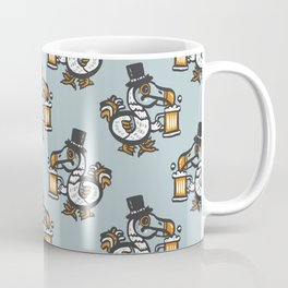 Dodo with beer Coffee Mug