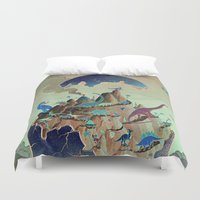 imagination Duvet Covers featuring Imagination  by dreamshade