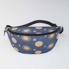 Celestial Bodies Fanny Pack