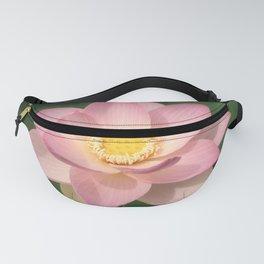 Lotus Pink Fanny Pack