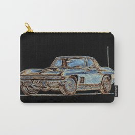1967 Stingray Carry-All Pouch