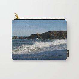 Glass Beach California #1 Carry-All Pouch