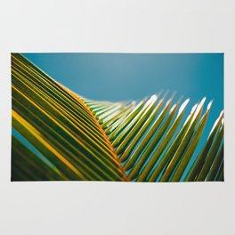 tropical colours Rug