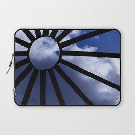 Angel Face thru dome by Aloha Kea Photography Laptop Sleeve