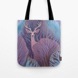 To Dream of Deer Tote Bag