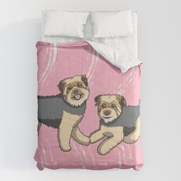 Pip and Maddie Comforters